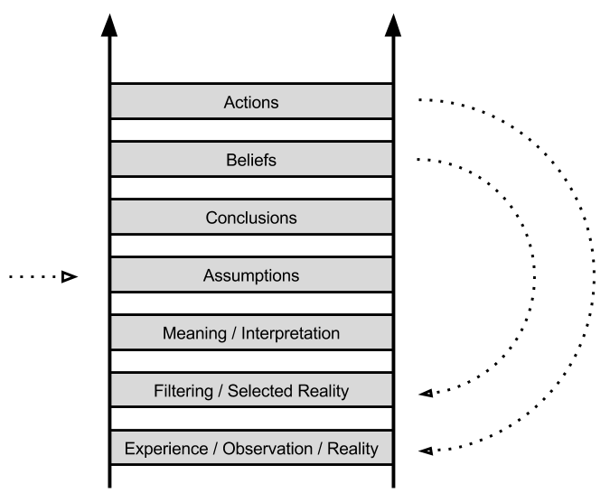 The Ladder Of Inference  Why We Jump To Conclusions  And How To Avoid It