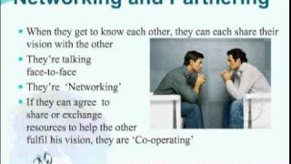 Webinar: Networking & Partnering