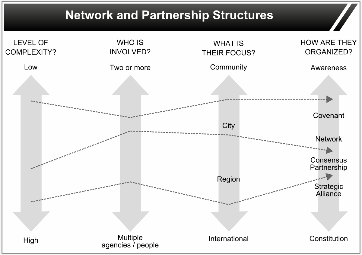 Network Partnership Structure